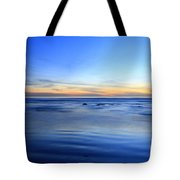 Rocks In Surf Carlsbad Tote Bag