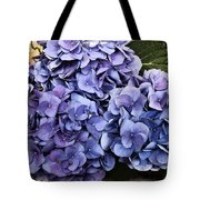 Shades Of Blue Tote Bag by Tanya Jacobson-Smith