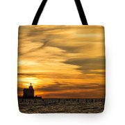 Shades Of Dawn Tote Bag