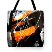 Shades Of Discourse 3 Tote Bag