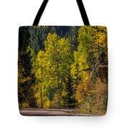 Shades Of Fall Tote Bag