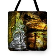 Shades Of Light And Color Tote Bag