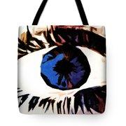 Shades Of Mary Tote Bag