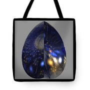 Shades Of Midnight Tote Bag