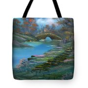 Shades Of The Orient. Tote Bag