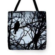 Shadow Among The Shadows Tote Bag