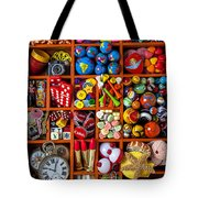 Shadow Box Collection Tote Bag