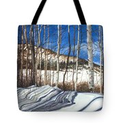 Shadow Dance 1 Tote Bag