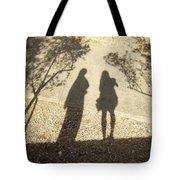Shadow Friends Tote Bag