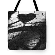 Shadow Heart Advanced Pencil Tote Bag