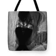 Shadow Of A Woman Tote Bag
