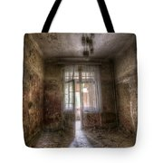 Shadow Of Its Forma Self Tote Bag
