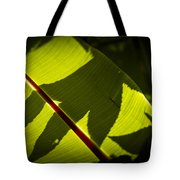 Shadow Of The Alien Hand Tote Bag