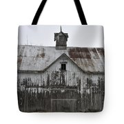 Shadow Of The Dog Tote Bag