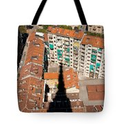 Shadow Of The Mole Tote Bag