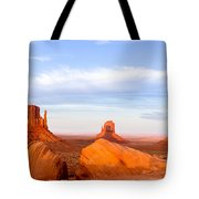 Shadow Of The Past Tote Bag