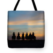 Shadow Riders Tote Bag