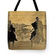 Shadow Riders Tote Bag