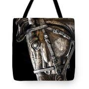 Shadow Steed Tote Bag