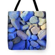 Shadow Stones Tote Bag