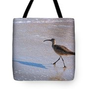 Shadow Walker Tote Bag