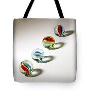 Shadowed Marbles Tote Bag