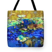 Shadows And Sunspots Tote Bag
