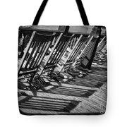 Shadows Tote Bag