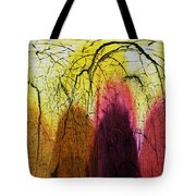 Shadows In The Grove Tote Bag