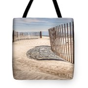 Shadows In The Sand II Tote Bag