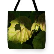 Shadows Of New Life Tote Bag