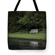 Shadows Of Time Tote Bag