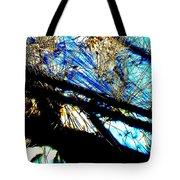 Shadowy Snowy Dune Tote Bag