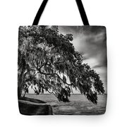 Shady Oak Tote Bag
