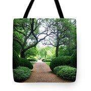 Shady Path Tote Bag