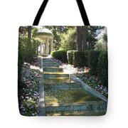 Shady Pavilion Tote Bag