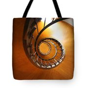 Shaft Staircase Tote Bag