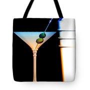 Shaken Not Stirred Tote Bag by Bob Orsillo