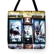 Shakespeare Antiquarian Books Paris France Tote Bag
