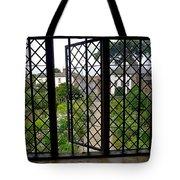 View Through Shakespeare's Window Tote Bag
