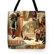 Shakespeare's Hamlet 1884 Tote Bag