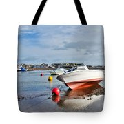 Shaldon-teignmouth Harbour 3 Tote Bag