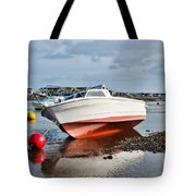 Shaldon-teignmouth Harbour Tote Bag