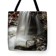 Shale Creek Waterfall Tote Bag