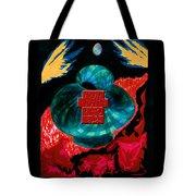 Shalicu  - Aeon / The Last Judgement Tote Bag