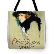 Sham Tote Bag
