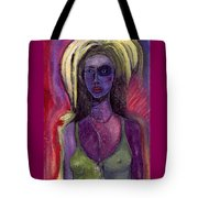Shaman Woman Tote Bag