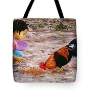 Shamika Tote Bag by Victor Collector