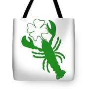 Shamrock Lobster With Feelers 458 20120114 Tote Bag