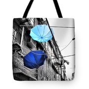 Shanghai After The Rain Tote Bag